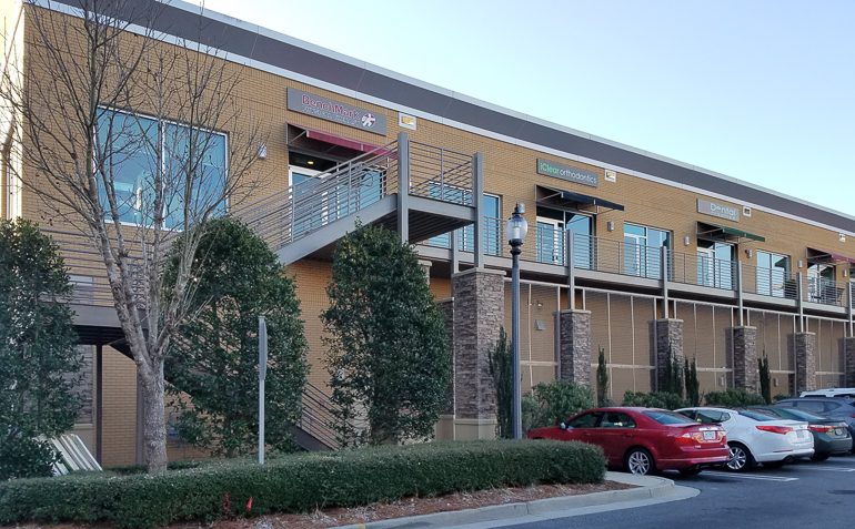 BenchMark Physical Therapy Clinic Exterior Kennesaw GA (Chastain Road)