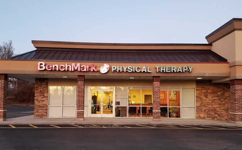 BenchMark Physical Therapy Knoxville TN (Chapman)