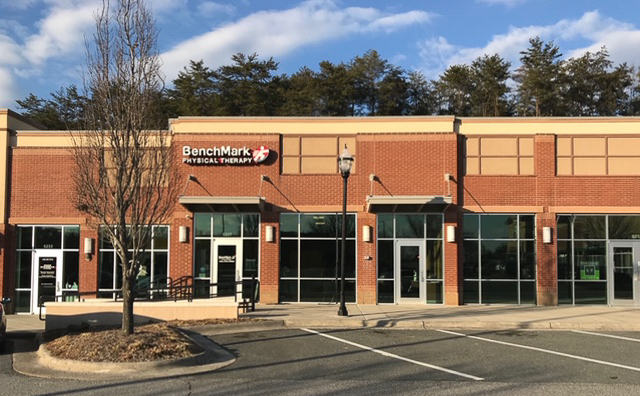 BenchMark Physical Therapy Winston Salem NC (Robinhood)