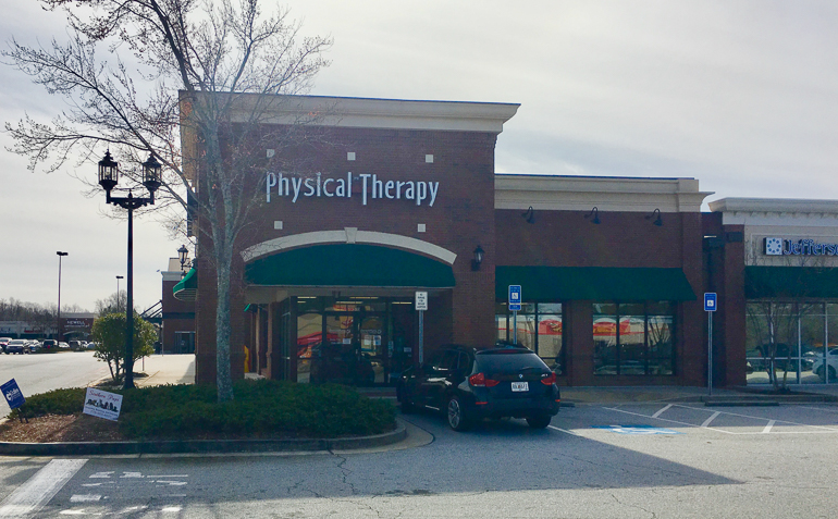 BenchMark Physical Therapy Jefferson GA