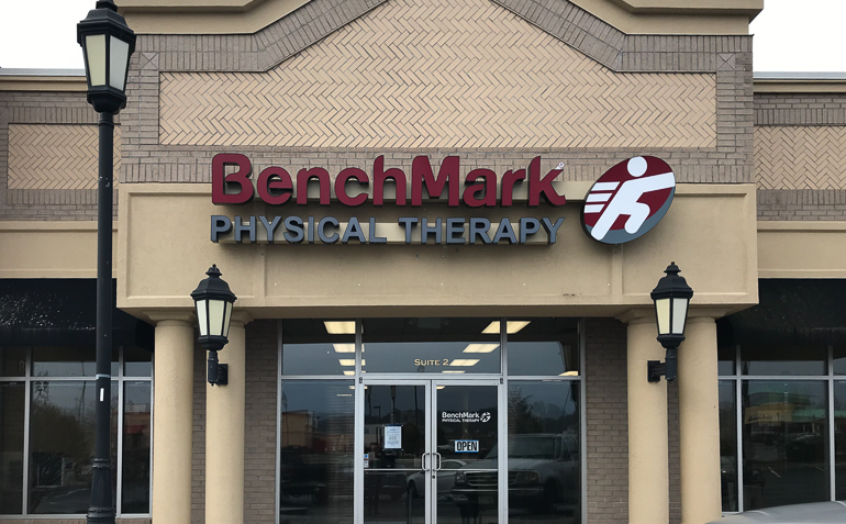 BenchMark Physical Therapy Sevierville TN