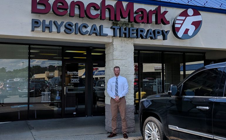 BenchMark Physical Therapy Marion VA