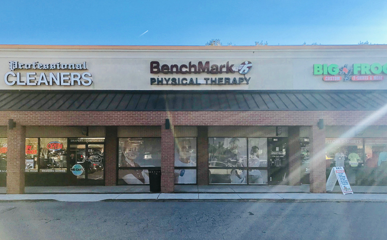 BenchMark Physical Therapy Marietta GA (East Cobb)