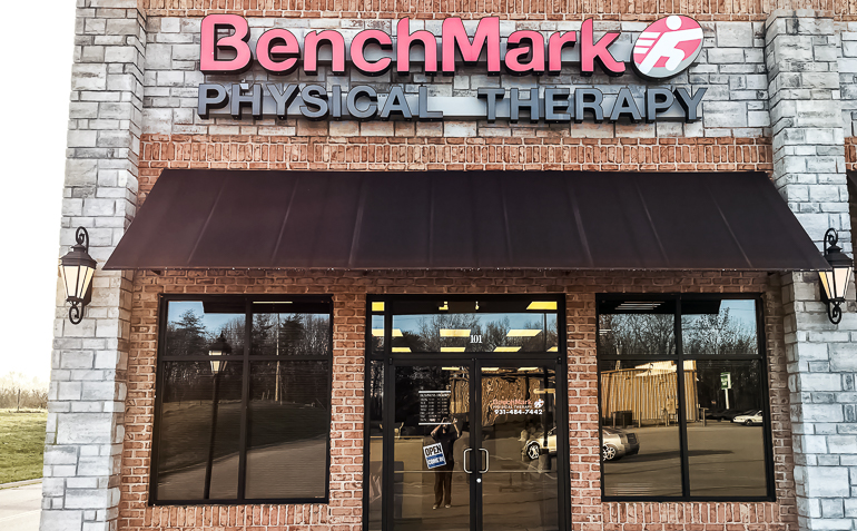 BenchMark Physical Therapy in Crossville, TN (Fairfield Glade)