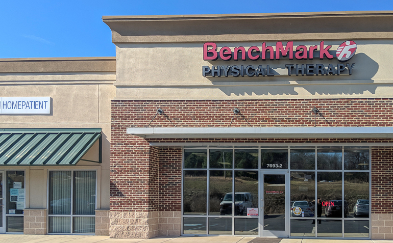 BenchMark Physical Therapy in Dayton, TN
