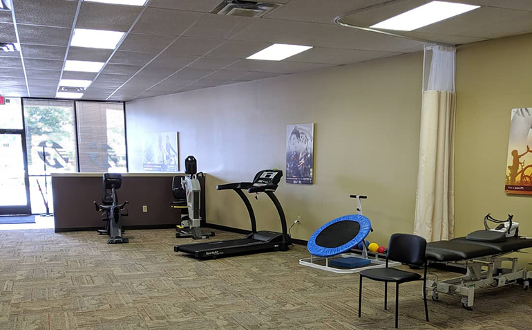 BenchMark Physical Therapy, Mount Holly, NC Clinic Interior