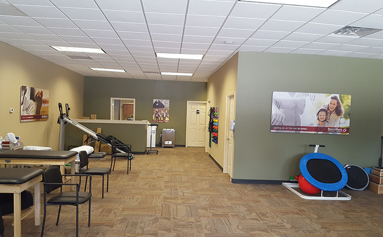 BenchMark Physical Therapy in Alma, GA Sports Performance