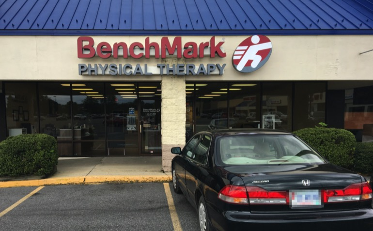 BenchMark Physical Therapy in Marion, VA