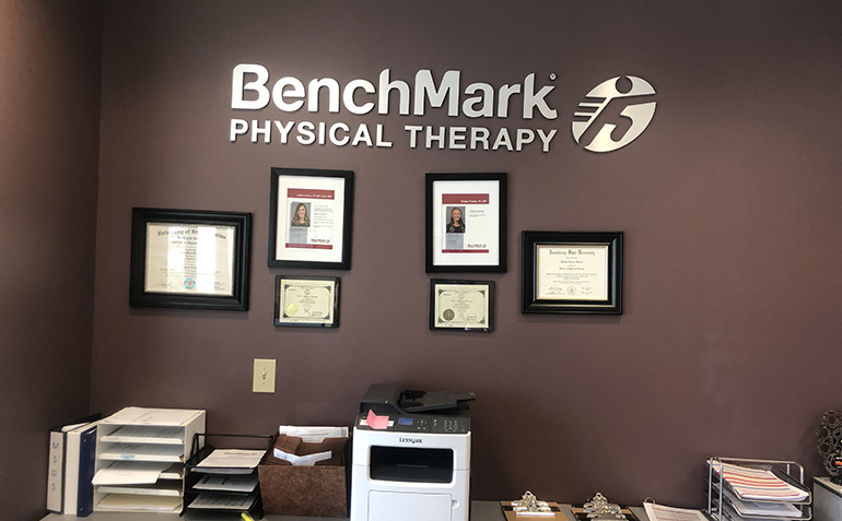 BenchMark Physical Therapy in Gulf Shores, AL Entrance