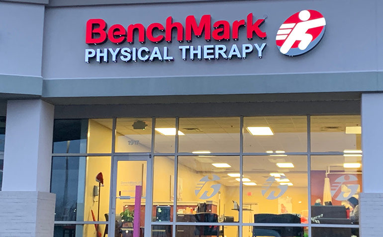 BenchMark Physical Therapy in Jeffersontown, KY Clinic Exterior