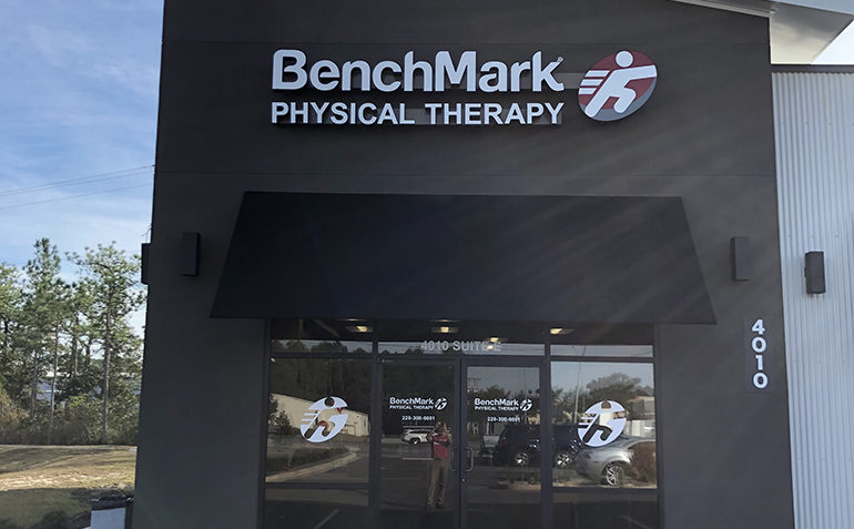 BenchMark Physical Therapy in Ocean Springs, MS Clinic Exterior