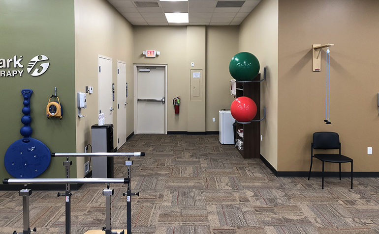 BenchMark Physical Therapy in Ocean Springs, MS Rehabilitation Equipment
