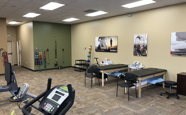 BenchMark Physical Therapy in Ocean Springs, MS Treatment Area