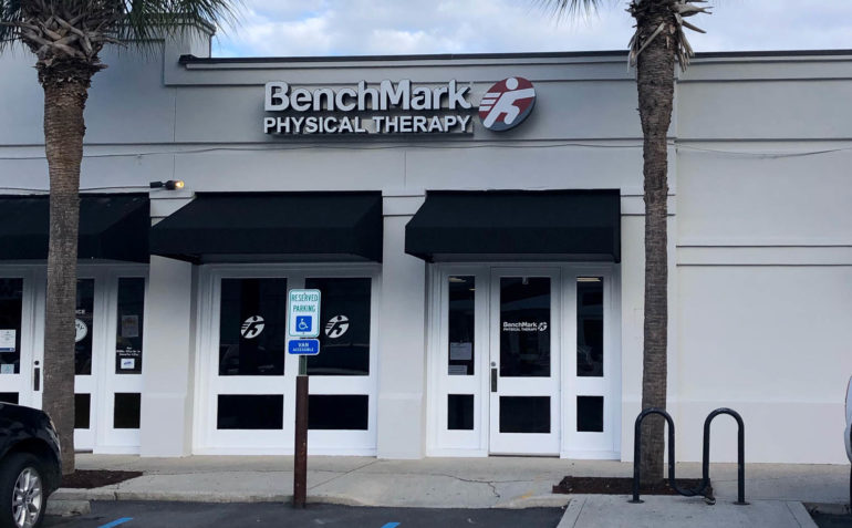 BenchMark Physical Therapy Charleston Exterior