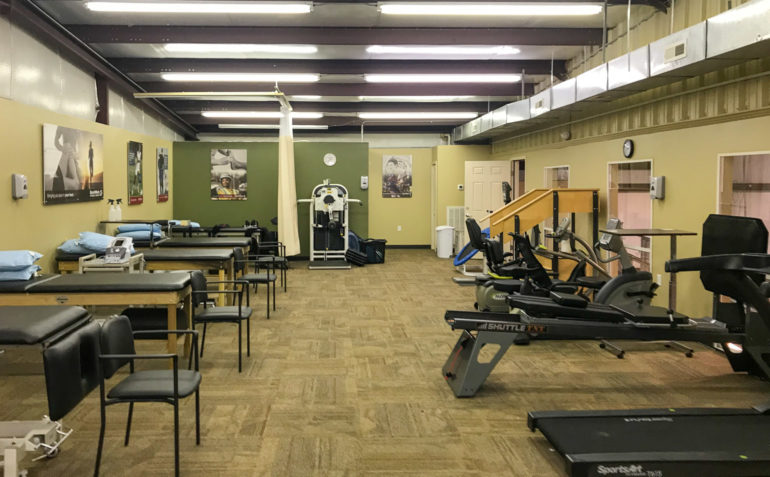 BenchMark Physical Therapy Russellville Interior 5