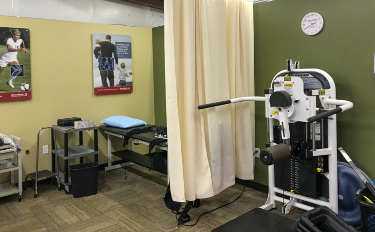 BenchMark Physical Therapy Russellville Interior 8