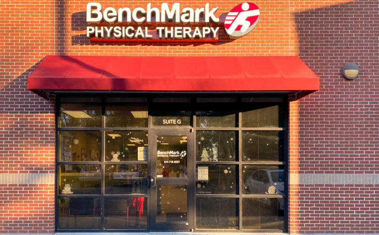 BenchMark Physical Therapy Bees Ferry exterior